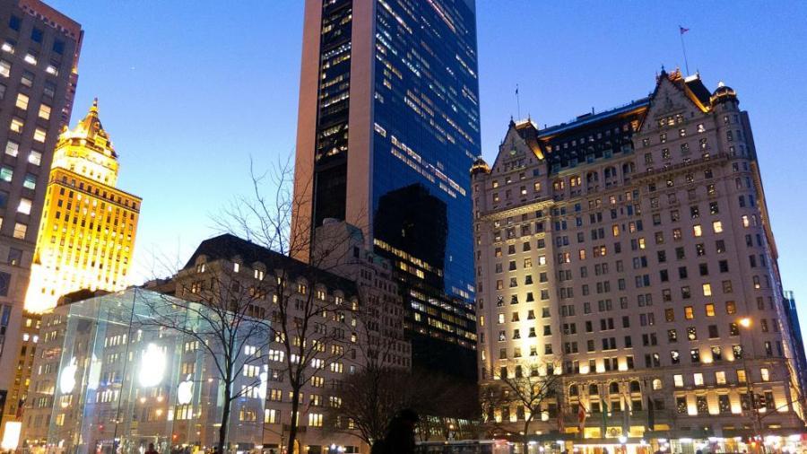 USA USA Los secretos del hotel Plaza de Nueva York