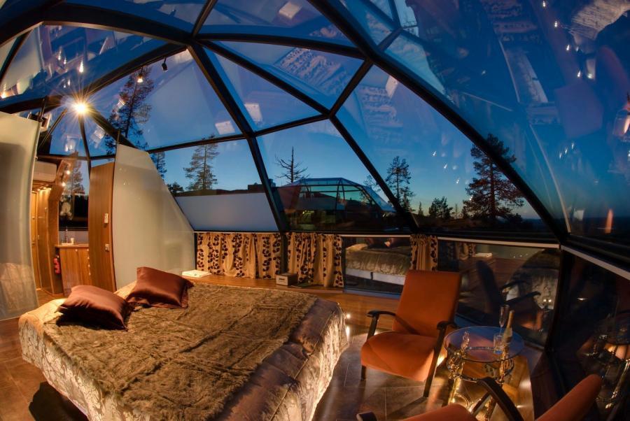 Actualidad Actualidad 9 hoteles en los que deberías pasar al menos una noche en tu vida