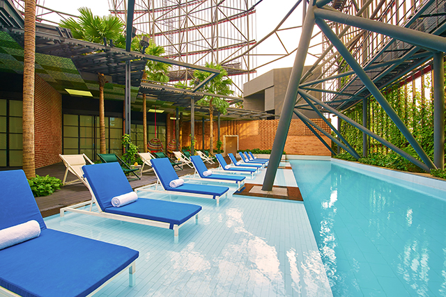 Actualidad Actualidad Kettal amuebla el lujoso Oasia Hotel en Singapur