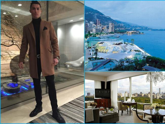 Otros paises Monaco Cristiano Ronaldo compra un hotel en Mónaco por 140 millones de euros