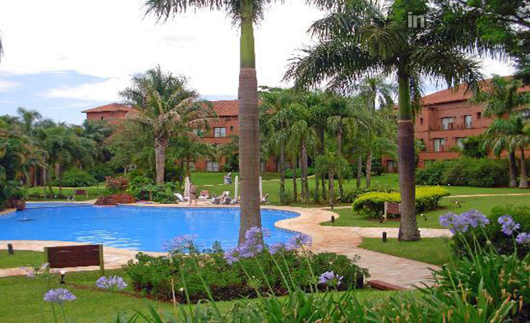Argentina Argentina El hotel Iguazu Grand es uno de los más populares de Argentina y mejores del mundo
