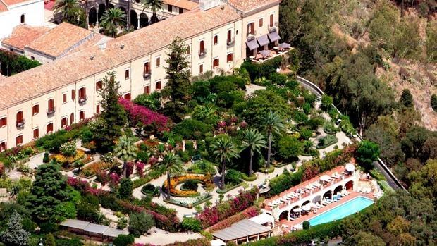 Italia Italia Qatar compra el lujoso hotel San Domenico Palace de Sicilia
