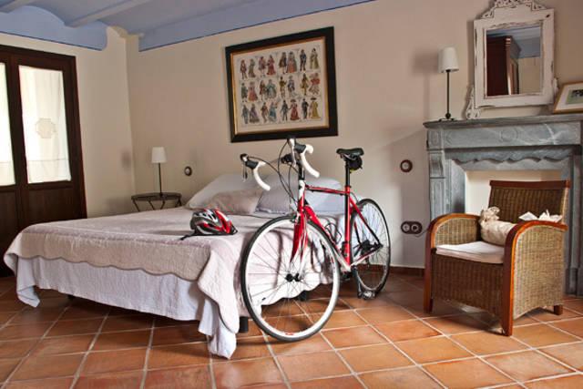 Actualidad Actualidad Hoteles cinco estrellas para ciclistas