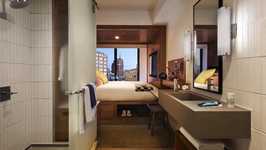 Actualidad Actualidad Micro hoteles, nueva tendencia (económica) entre los 'millennials'