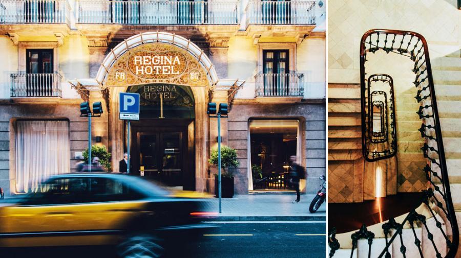 Actualidad Actualidad El hotel de los escritores